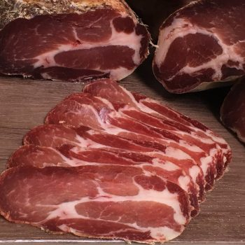 Artisanal Dry Cured Capocollo