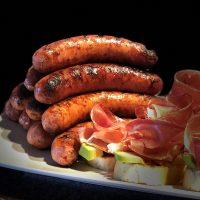 Fresh Italian Rapini Sausage Image